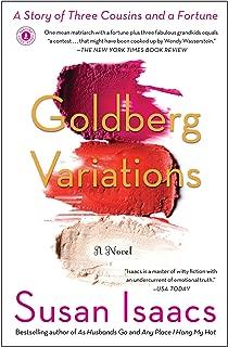 Goldberg Variations: A Novel