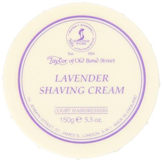 Taylor Of Old Bond Street Rasiercreme Lavendel 150 G Drogerie Körperpflege