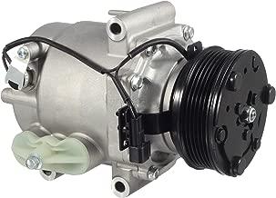 AUTEX AC Compressor and A/C Clutch CO 10715AC 15917601 Replacement for Saturn Vue 2004 2005 2006 2007 3.5L