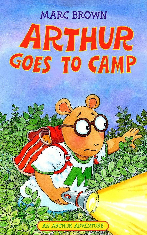 息苦しい悪用珍しいArthur Goes to Camp (Arthur Adventure) (English Edition)
