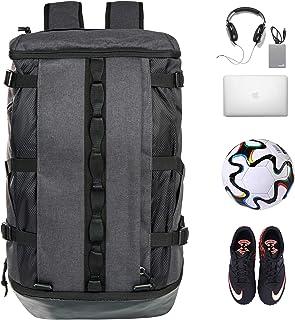 TRAILKICKER 35L 篮球背包,健身背包,足球、足球和排球团队背包,带笔记本电脑和球隔层