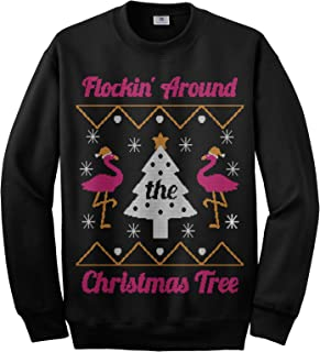 Best christmas flamingo sweater Reviews