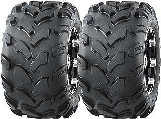 2 New WANDA Sport ATV Tires 18x9.5-8 18X9.5X8 4PR - 10001
