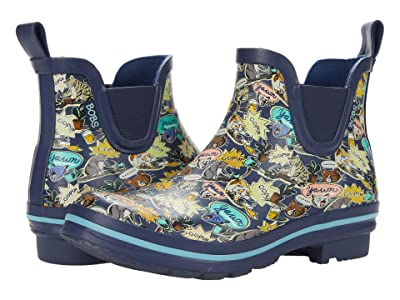 BOBS from SKECHERS Rain Check (Navy Multi 1) Women
