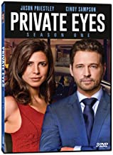 private eyes season 1 dvd