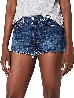 501 Short, Pantalones Cortos para Mujer