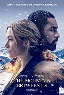 The Mountain Between Us POSTER 27x40 Original D/S Movie Poster