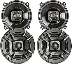 4X Polk Audio DB522 5.25-Inch 300-Watt 2-Way Speakers