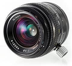 Nikon Shift 35mm f/2.8n PC Manual Focus Lens