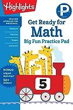 Preschool Get Ready for Math Big Fun Practice Pad (Highlights Big Fun Practice Pads)