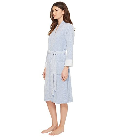 N Natori Nirvana Blue Imperial Robe by r56wqr