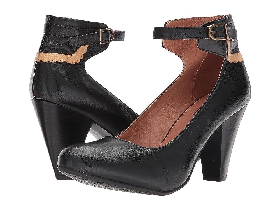 Miz Mooz Cabriole (Black) High Heels
