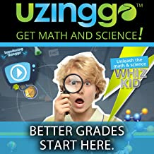 Uzinggo Online Middle School Math and Science lessons for the home for Mac [Download]