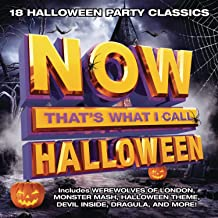 halloween cd with thriller