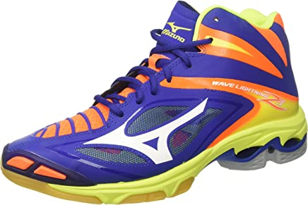 official photos aa5e0 7f5ed Mizuno Wave Lightning Z3 Mid, Chaussures de Volleyball Homme