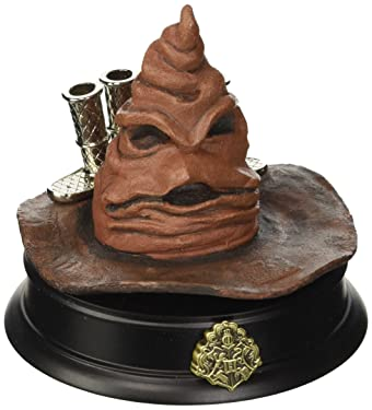 The Noble Collection Harry Potter Sorting Hat Pen Display
