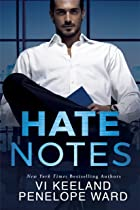 Cover image of Hate Notes by Penelope Ward & Vi Keeland