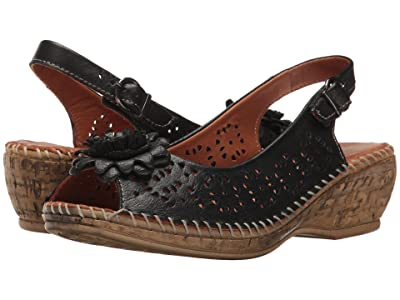 Spring Step Belford (Black) Women