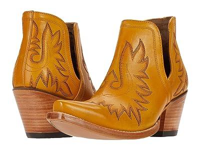 Ariat Dixon (Mustard) Cowboy Boots
