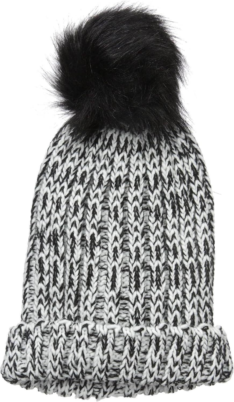 Rampage Women's Marled Knit Beanie