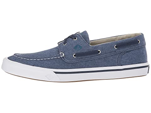 GreyNavyWhite Bahama Sperry Boat Washed Sneaker II dTxX8xv