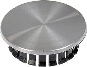 Dorman 909-013 Brushed Aluminum Look Wheel Center Cap