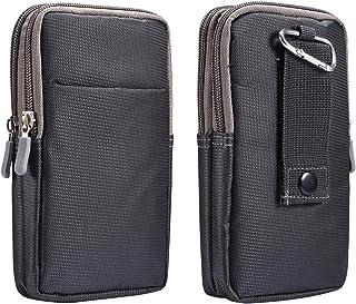 حقيبة هاتف للرجال مصنوعة من النايلون حزام الحقيبة لسامسونج جالاكسي S20 FE Note 20، note20 ألترا، S10 لايت، نوت 10 لايت، S2...