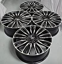 Best range rover evoque 22 inch wheels Reviews