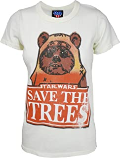 Womens Ewok Save The Trees T-Shirt