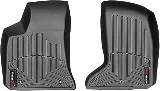 WeatherTech Front FloorLiner for Select Dodge Charger Models (Black)