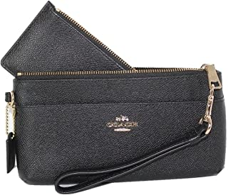 Best coach large wristlet with pop up pouch Reviews