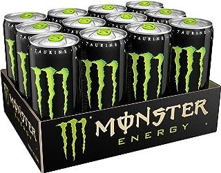 Monster Energy Original, 10.5 Fl. Oz. (Pack Of 12)