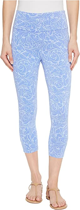 Waves Oceanside Capri Leggings
