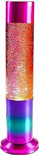Nova Rainbow Glitter Lamp