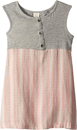Sun and Waves Dress (Toddler/Little Kids/Big Kids)