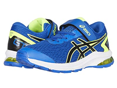 ASICS Kids GT-1000 9 (Toddler/Little Kid) (Tuna Blue/Black) Boys Shoes