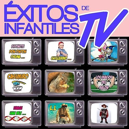 18 Canciones. Éxitos Infantiles De Television Para Los Niños de ...