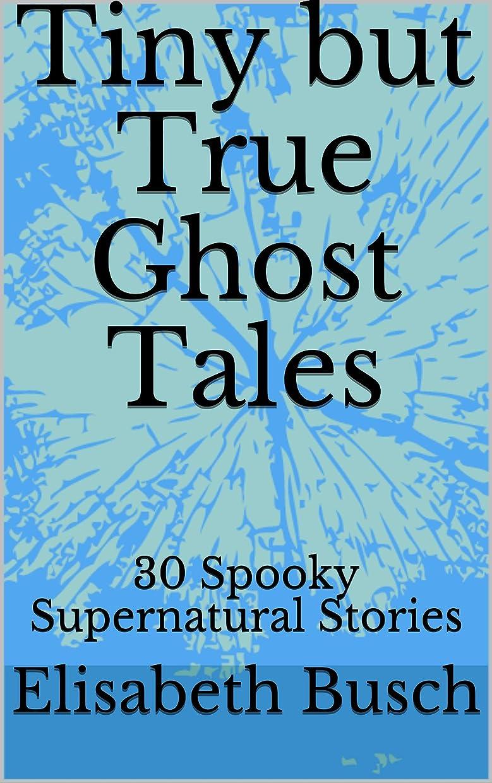 うんうるさい硫黄Tiny but True Ghost Tales: 30 Spooky Supernatural Stories (English Edition)