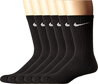 Performance Cushion Crew Socks with Bag (6 Pairs)