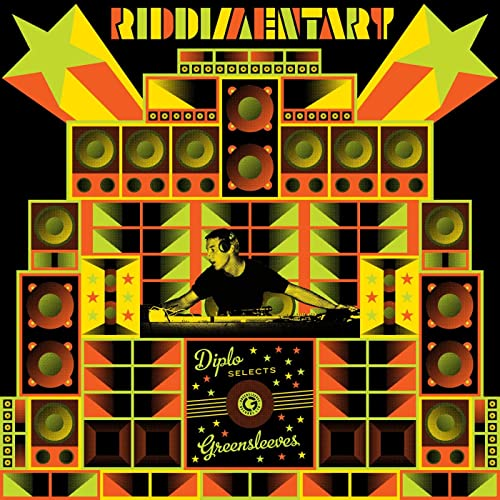 riddimentary diplo selects greensleeves