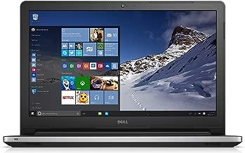 Dell Inspiron 15 5000 Series FHD 15.6 Inch Touchscreen Laptop (Intel Core i7 5500U, 8 GB RAM, 1 TB HDD, Silver) with MaxxAudio