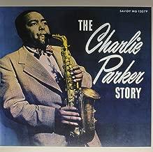 the charlie parker story vinyl