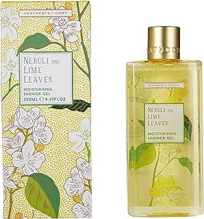 Heathcote & Ivory Moisturising Shower Gel, Neroli and Lime Leaves, 250ml
