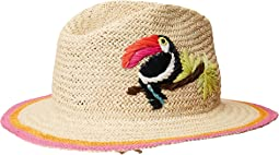 Hat Attack Toucan Fedora