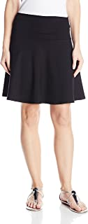 Women's High Waisted Flare Skirt