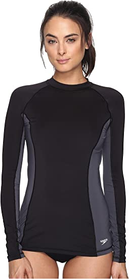 Solid Long Sleeve Rashguard