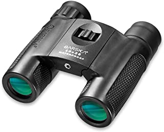 BARSKA AB11844 Blackhawk 10x25 Waterproof Binoculars for Birding, Boating, Events, Hiking, Hunting, etc