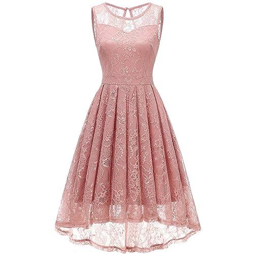 Plus Size Pink Dress Amazon Com