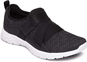 Vionic Women's Brisk Aimmy Walking Shoes - Ladies Athleisure Shoe with Concealed Orthotic Arch Support
