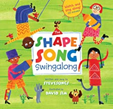 The Shape Song Swingalong (Book & Enhanced CD) (Singalongs)